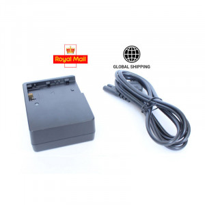 Charger for Canon LC-E6E For LP-E6 LPE6 EOS 7D 60D 5D Mark II 5D Mark III