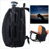 Camera Backpack Bag Rucksack Laptop Lens Waterproof Padded For DSLR Canon Nikon